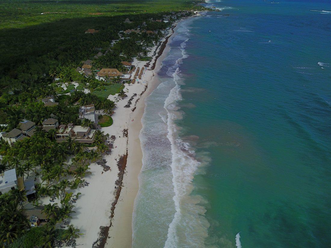 La fameuse Riviera Maya