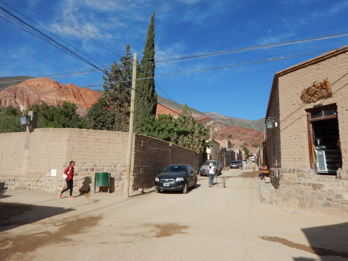 Purmamarca l'un des plus beaux villages d'Argentine