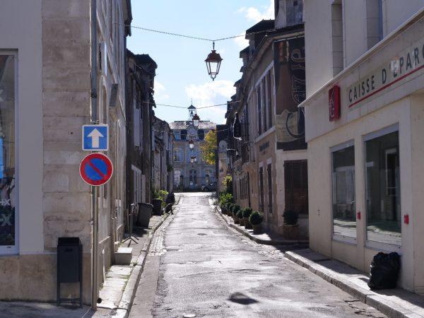 Une rue emblématique du centre ville